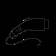 Icon: charging plug